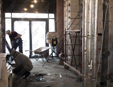 """Кафе-пекарне """"Croise"""" строительно-отделочные работы фото 1"""