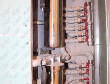 Монтаж инженерно-технических систем в двухкомнатной квартире фото 1