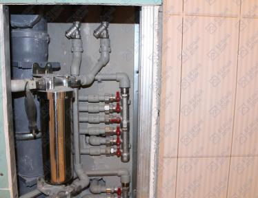 Монтаж инженерно-технических систем в двухкомнатной квартире фото 2